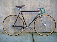 1940's Lazzaretti racing bike