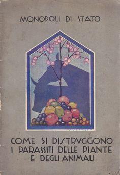 PRODOTTI INSETTICIDI A BASE DI NICOTINA 1933 PARASSITI DELLE PIANTE E ANIMALI *