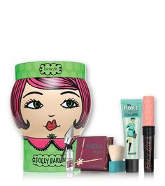 dolly darling full face makeup set | Benefit Cosmetics