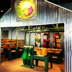 """@Anne-Marie Nichols - This Mama Cooks! On a Diet's photo: """"The Farmer's Market at the children's museum #ftcdallas #dallas"""""""