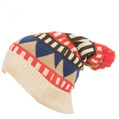 The Aztec Pure #Wool #Beanie is designed to wear outdoors on your many #travel adventures to #winter wonderlands!