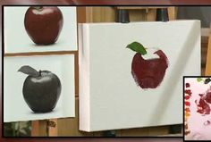 Free painting lesson from Brian Neher - Video Lessons of Drawing & Painting