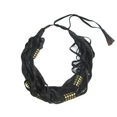 Melissa Zoom Ringo Scarf Necklace at Adorn Milk