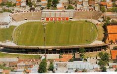 Estadio Eduardo Gallardón - Club Atlético Los Andes - Capacidad 35.000 espectadores