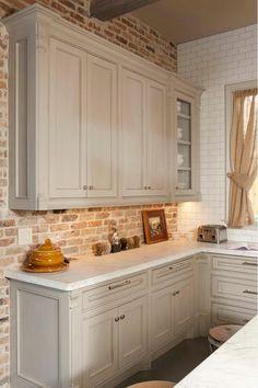 27 Awesome Farmhouse Kitchen Cabinet Ideas
