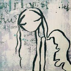 Lisa Rinnevuo: I wish you all a peaceful friendly Christmas I Wish, Lisa, December, Peace, Christmas, Art, Photo Illustration, Xmas, Art Background
