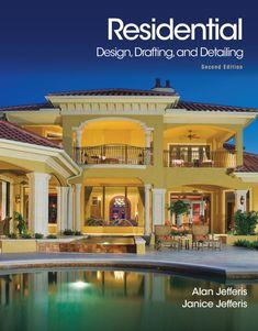 Residential Design Drafting and Detailing (eBook Rental) Verona, Dream Home Design, House Design, Garden Design, Dream House Pictures, Pch Dream Home, Caribbean Homes, Dream Mansion, Luxury Homes Dream Houses