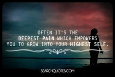 Pain Is What Forces Us To Grow - http://www.quotesaboutcheating.com/pain-is-what-forces-us-to-grow/
