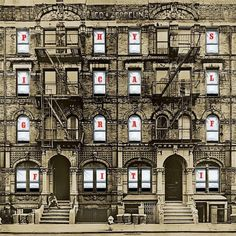 Led Zeppelin - Physical Graffiti (Remastered Original Vinyl)(2LP 180 Gram Vinyl)