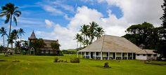 Waioli Mission House and Church, Kauai | GoHawaii.com - Hawaii's Official Tourism Site - Mobile Edition