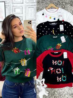 Christmas Sweaters, Fashion, Navidad, Accessories, Moda, Fashion Styles, Fashion Illustrations
