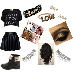Cher Lloyd style, created by alvarezfelicity15 on Polyvore