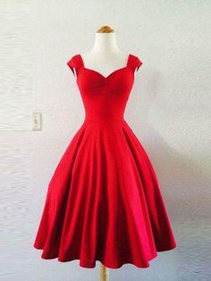 short prom dresses A-line Straps Knee-length Taffeta Homecoming Dress/Short Prom #MK081