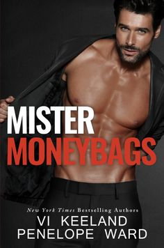 MISTER MONEYBAGS by Vi Keeland & Penelope Ward - Cover Reveal    New York Times USA Today and Wall Street Journal Bestselling Authors Vi Keeland & Penelope Ward have teamed up once again to bring you another chance meeting another Cocky Bastard who will charm his way into your heart on April 10th 2017.     Photographer: Maurizio Montani  Model: Richeli Murari  Cover designer: Letitia Hasser r.b.a. designs      I met Bianca in an elevator.  She was on her way to interview me when we got…