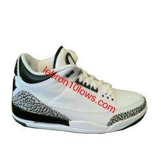 aebe00e7e42f Air Jordan 3 Oregon Ducks White Cement
