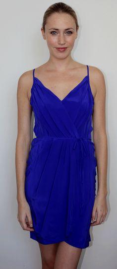 Yumi Kim Jayne Dress in Dodger Blue at Thera M.