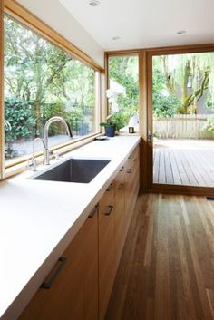 Kitchen extension to the patio / Portland Home Remodel House Design, Room, House, Home, Beauty Room, Remodel, Home Remodeling, Kitchen, Kitchen Extension