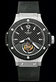 hublot tourbillon solo bang
