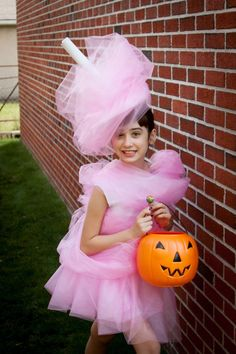 Cotton Candy Halloween Costume, Circus Costume, Group Halloween Costumes, Halloween Party Decor, Halloween Diy, Cotton Candy Costumes, Happy Halloween, Halloween 2020, Candyland