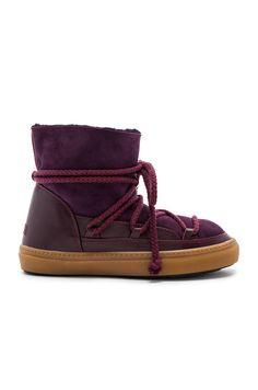 INUIKII Sneakers Classic Boot With Lambskin. #inuikii #shoes #