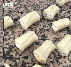 Mini Mini Katmer Börek - Leziz Yemeklerim Dairy, Cheese, Food, Meals