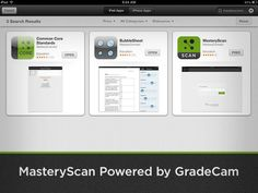 Announcing the Free MasteryScan App – Scan Bubblesheets With Your iPad!