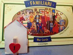 Familiari : troba la teva família I* Cer Baseball Cards, Games, Calendar, Storytelling, Gaming, Plays, Game, Toys