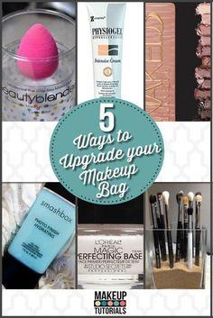 5 Ways To Upgrade Your Makeup Bag | Essential Makeup Products By Makeup Tutorials http://makeuptutorials.com/5-ways-upgrade-makeup-bag/