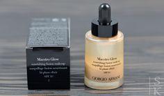 Das Versprechen der neuen Maestro Glow Foundation von Giorgio Armani ist ein makellos, strahlender Teint, der mit genügend Feuchtigkeit versorgt ist. Ob sie das selbst bei einer so trockenen Haut wie meiner halten kann, erfahrt ihr heute auf meinem Blog.