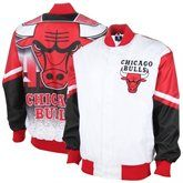 Chicago Bulls Cityscape Full Button Jacket – White/Red            BLACK FRIDAY SALE: Nevermind waiting in line! 25% OFF + FREE SHIPPING on all orders over $50! Hurry, inventory is very limited! Use code: BLKFRI