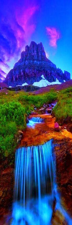 Montana,Glacier National Park ,United States