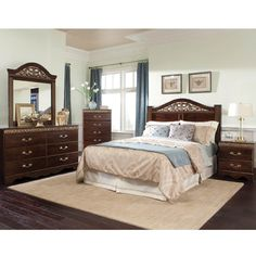10 Pc Standard Odessa Bedroom Set