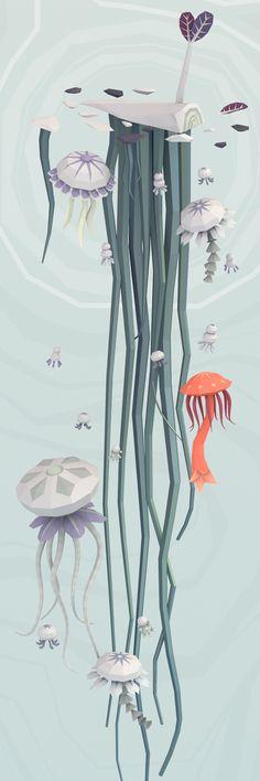 Roots by Erwin Kho, via Behance