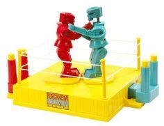 1970s Toys, Retro Toys, Vintage Toys, Retro Games, Vintage Stuff, Red Rocker, 17 Kpop, Battle Robots, Fighting Robots