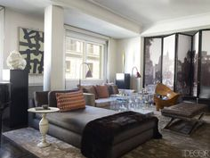 HOUSE TOUR: An Elegantly Modern Apartment In Madrid