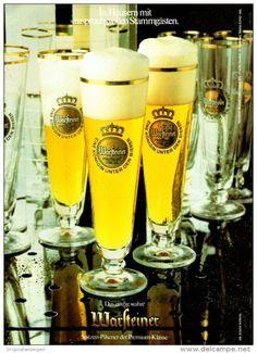 Original-Werbung/ Anzeige 1979 - 1/1 SEITE - WARSTEINER BIER - ca. 180 x 240 mm