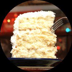 Easy white christmas cake recipe