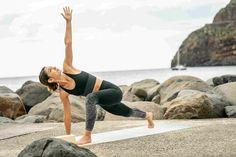 Gentle Yoga, Co Design, Decathlon, Seamless Leggings, Yoga Leggings, Atlanta, Namaste, Poses, Running