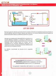 Electricidad basica sena ctcm Map, Education, Manual, Science Labs, Textbook, Location Map, Maps, Onderwijs, Learning