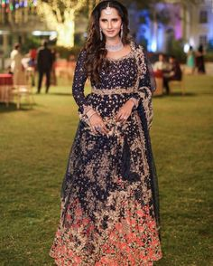 Wedding style file: Sania Mirza's outfits at her sister's nikaah are drop dead gorgeous! | PINKVILLA