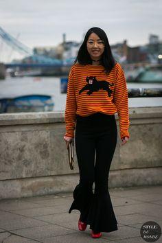 Yuwei Zhangzou YuYu by STYLEDUMONDE Street Style Fashion Photography
