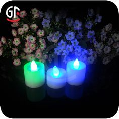 This is a kind of led candle which like by romanticers
