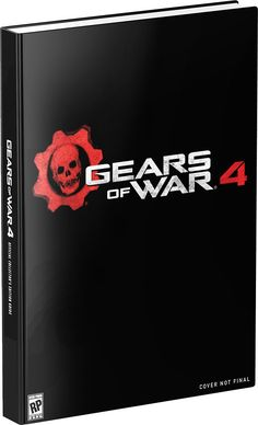 Prima Games - Gears of War 4 Collector's Edition Guide