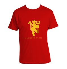 The Red Devils Manchester United F.C. T-shirt