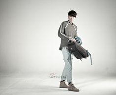 Kim Woo Bin - K Wave Magazine May Issue 13