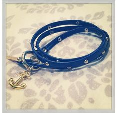Great vegan leather wrap bracelets from Mud Pie.