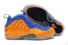 check out 5092e 164df Nike Air Foamposite One New York Knicks Spike Lee Sale Online
