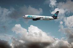 Air Go logo and branding by Moe slah, via Behance