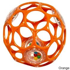 Rhino Toys Oball Rattle: This ball is light weight and very easy for a baby to hold and throw. We bought it around 10 months and my daughter loves to play catch with it. Mom And Baby, Baby Love, Baby Learning Toys, Discovery Box, Baby Calm, Amazon Baby, Developmental Toys, Baby Cribs, Cloth Diapers