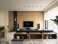 格局、動線重新布局,為驛動的心打造寧靜港灣-明代室內裝修設計有限公司-明代室內設計